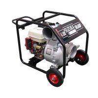 6寸汽油机污水泵