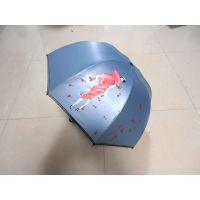 YL【雅乐制伞】优雅蕾丝花边 创意阿波罗三折伞 女士折叠 黑胶防晒防紫外线