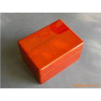 供应定做木制首饰盒