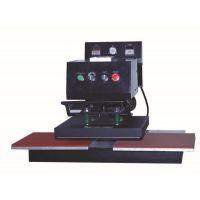 摇头新款全气动双工位烫画机热转印气动摇头双工位热转印机器
