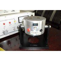 固有频率测量方法(另部件、加工件、产品、整机的固有频率测量)TB便携式频谱分析仪