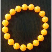 佛教徒必备饰品 硅胶佛珠手链 硅胶佛珠手环 珠子手环念珠
