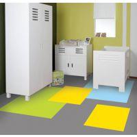 供应韩华品牌幼儿园PVC地板