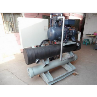 朗烁JT40W水冷螺杆式冷水机组,工业用制冷设备