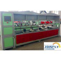 钢跳板自动焊接生产线
