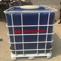 葡萄酒运输吨桶 pe塑料1立方IBC吨桶的设计