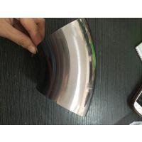 弯头厂家 60度焊接弯头 温州先宇不锈钢卫生级 Φ89*2