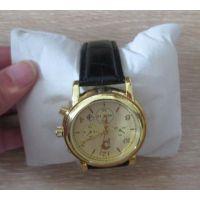 厂家直销 能量手表 中科养生磁表 日历表能验钞防水 降压中科手表