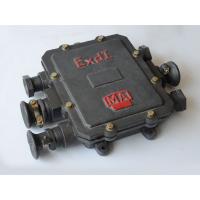 BHDT-3-0.06/127-9T矿用隔爆型通信用接线盒(30对)