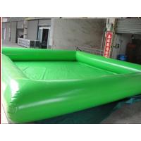 儿童夏季PVC加厚充气泳池 方形充气婴儿游泳池 充气PVC儿童游泳池戏水池