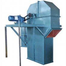 小麦玉米斗式提升机 食品厂面粉斗提机型号 不锈钢材质报价