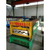 华浩压型设备 750型楼承板成型机