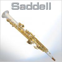 乐器厂家供应降B镀银金键高音专业一体saxphone萨克斯