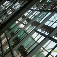 8 12A 8钢化中空玻璃幕墙|2.5mm铝单板幕墙设计、施工