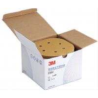 3M236U圆盘6寸6孔植绒砂纸片