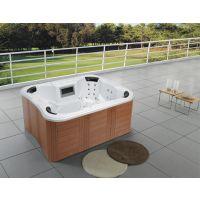 供应按摩浴缸-豪华自动多功能家庭亚克力按摩浴缸