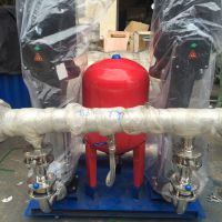 供应高位水箱改造无负压变频