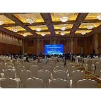 上海商务会议布置LED高清显示屏租赁公司