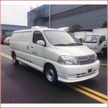 大田县8.6米厢式奶制品冷藏车厂家价格