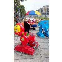 游乐设施行走机器人怎么卖 儿童在游乐场玩的电动机器人 行走玩具战火金刚电动车