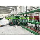 Closed Cell Elastomeric Rubber Foam Machine 6-50 mm Wall Thickness Pipe Extrusion Line