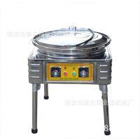 供应 YXD-80型自动恒温电饼铛 商用烙饼机自动恒温煎烤饼机