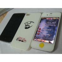 三星手机壳热转印,水转印,水贴,喷油加工苹果iphone5手机壳