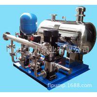无负压供水设备供水质量提高 无负压好选择就在浙江飞力泵业