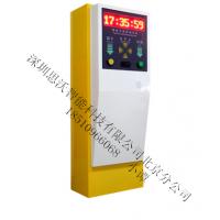 北京思沃停车场出入口票箱 厂家直供 吐卡票箱 停车场系统