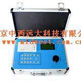 中西供土壤养分测试仪/土壤养分速测仪/测土仪/土壤养分分析仪 型号:M394044