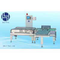 富士思通全自动多级分选机电子秤 海鲜行业专用重量选别机 重量分选机