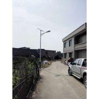 贵州贵阳太阳能路灯厂家 农村LED路灯杆浩峰批发