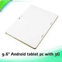 外观设计溥款 大众喜爱 平板电脑 支持3G通话 双卡双待厂家低价直销
