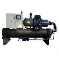鸿宇制冷HYG210 -25℃螺杆冷水机盐水冷冻机