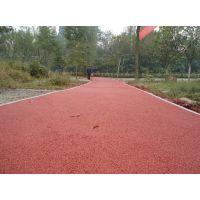 彩色透水混凝土助力海绵城市路面改造茂璟地坪供应材料