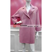 广西格蕾斯品牌折扣供应深圳高端双面呢大衣