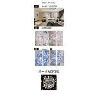 室内客厅电视墙装饰画 中式装饰画 墙上写真画面