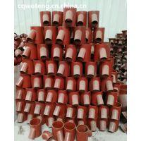 供应重庆渝北 九龙坡 w型铸铁管 管件 重型井盖 铸铁水箅