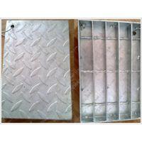 源特生产机械设备防护用格栅板盖板