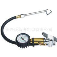 空气压力器汽车胎压计 金属轮胎气压表 胎压监测轮胎打气表