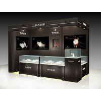 钟表展柜 上海钟表展柜制作 钟表展厅装修设计