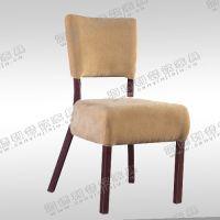 简易实木椅子 美式乡村风软包椅 蓉城老妈火锅店仿古做旧椅子