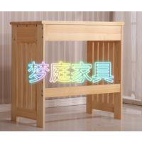 苏州家具厂定制/定做实木书桌 松木培训桌
