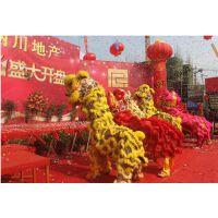 重庆庆典活动舞龙醒狮表演