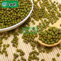 优质绿豆低价大量供应五谷杂粮可贴牌加工杂粮豆浆原料东北绿豆