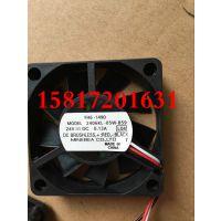 2406KL-05W-B59 6015 24V 3线 散热风扇 NMB风扇