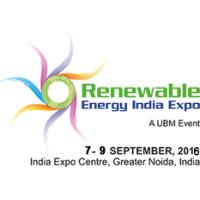 2016年印度可再生能源展REI
