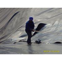 售泰州蓄污水池塑料防渗膜)江苏养鱼塘防水布图片