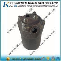 42mm 6柱球齿钻头 煤矿开采锥度钻头