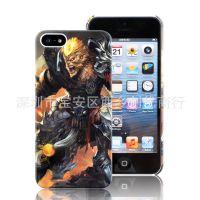 手机壳 UV材质保护套 彩绘LOL 英雄联盟 潮流外壳手机壳lol 现货